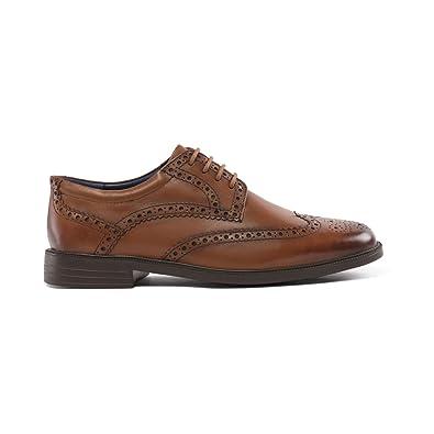Andrew, Chaussures de ville homme - Marron (Tan), 43.5 EUPadders
