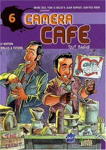 Camera cafe t6 - tout baigne! (JUNGLE): Amazon.es: Hatton, Jean ...