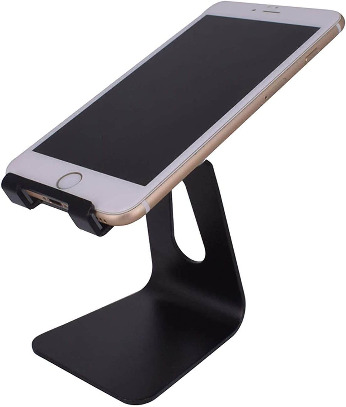 BYMZXBN Mobile Phone Holder Adjustable Mobile Phone Holder ABS Non-Slip Mobile Phone Holder for All Smart Phone Phone Holders