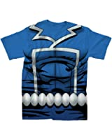 I Am Retro Ghost Rider Marvel Comics Mighty Fine Adult Costume T-Shirt Tee