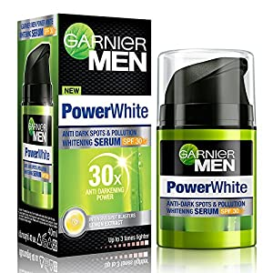 Garnier Men Serum SPF30 Power White Whitening 40ml.