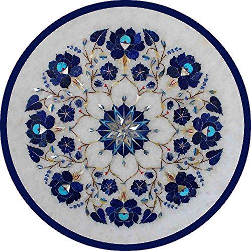 esign Semi Precious (Marble Inlay Plate)
