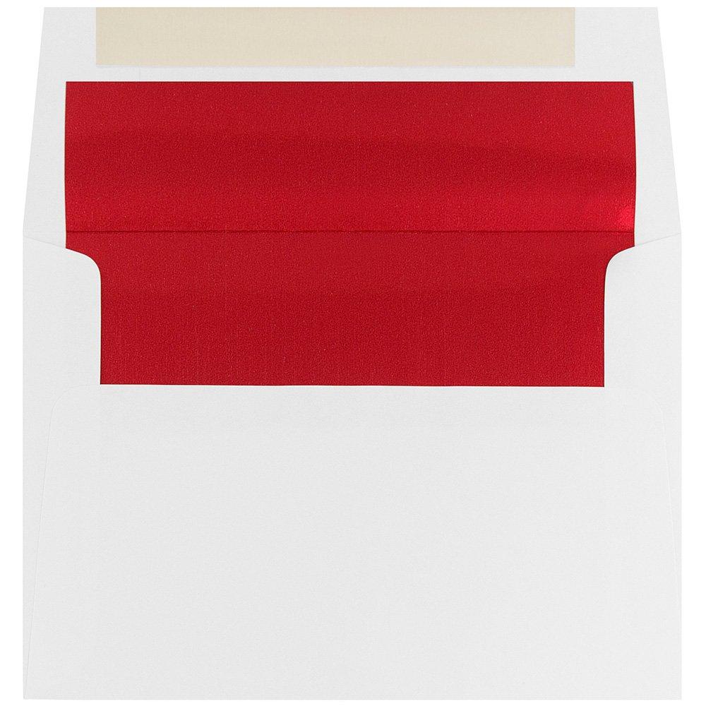 Amazon.com : JAM Paper A6 Foil Lined Envelopes - 4 3/4\