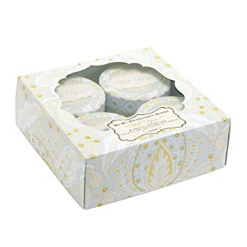 C.R. Gibson Dena Designs Be My Bridesmaid Invitation Box 4 Bridesmaid and 1 Maid of  sc 1 st  Amazon.com & Amazon.com: C.R. Gibson Dena Designs Be My Bridesmaid Invitation ... Aboutintivar.Com