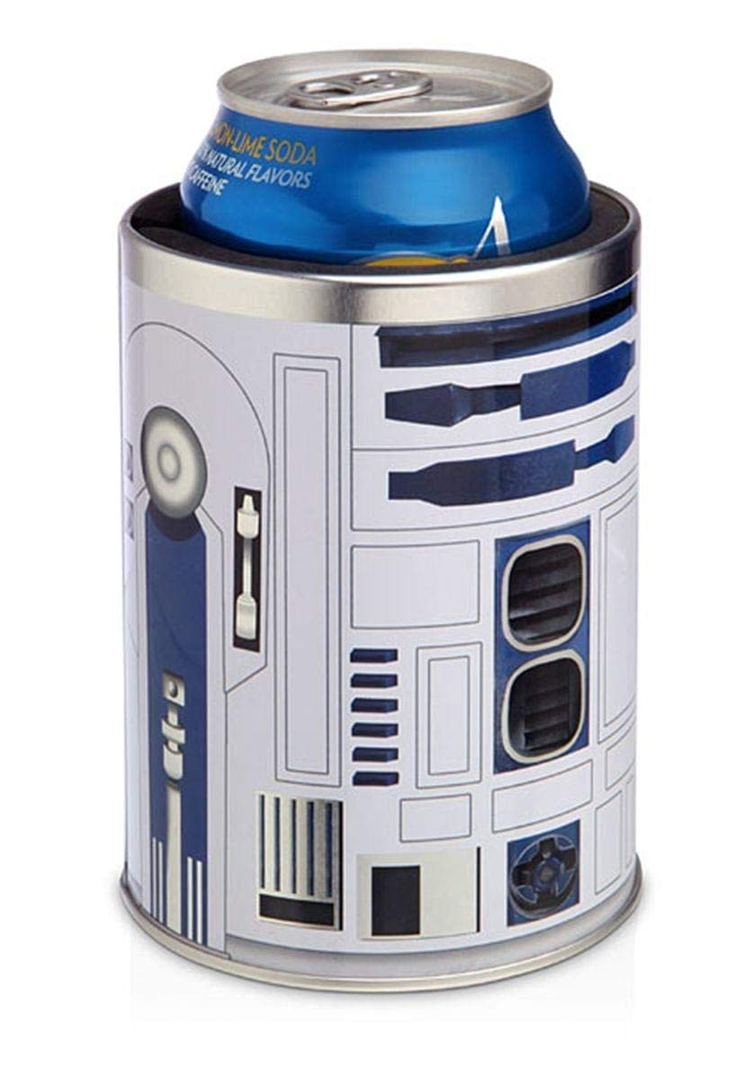 Star Wars R2-D2 Metal Can Cooler Think Geek ILOU-SW-1