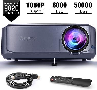 GuDee - Proyector de vídeo Full HD para presentaciones de Negocios ...