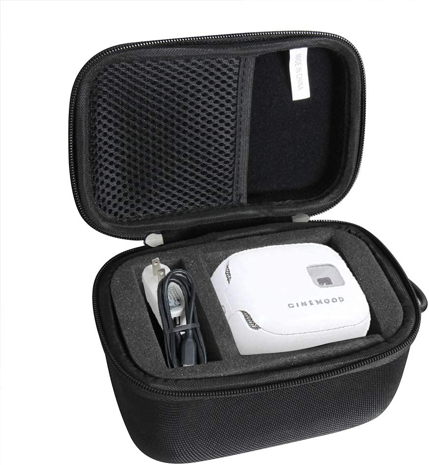 Hermitshell Travel Case for CINEMOOD Portable Movie Theater Smart Mini Projector