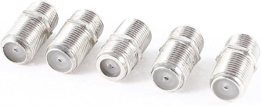 Aexit 5 piezas de empalme de cable de antena de tono ...