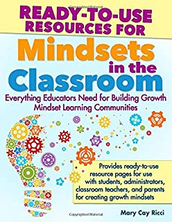The growth mindset book