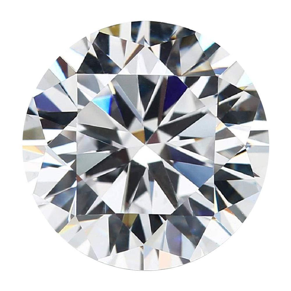 Excellent Corporation 1.25mm to 1.30mm Diamonds DEF VVS VS Total Carat Weigh 1 Lab Grown Hpht Loose Gemstones.