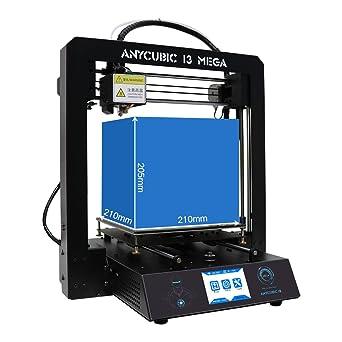 anycubic mega03 Printer All Metal impresora 3d: Amazon.es ...