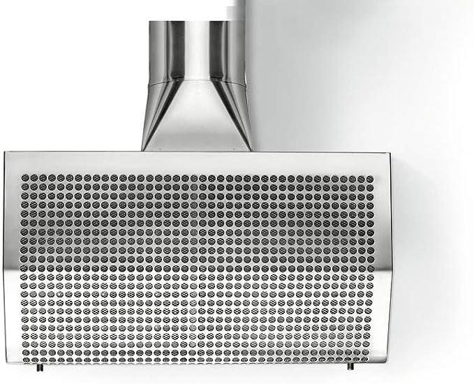Alpes GA 20/55-CM - Campana extractora (acero inoxidable, 55 cm): Amazon.es: Grandes electrodomésticos