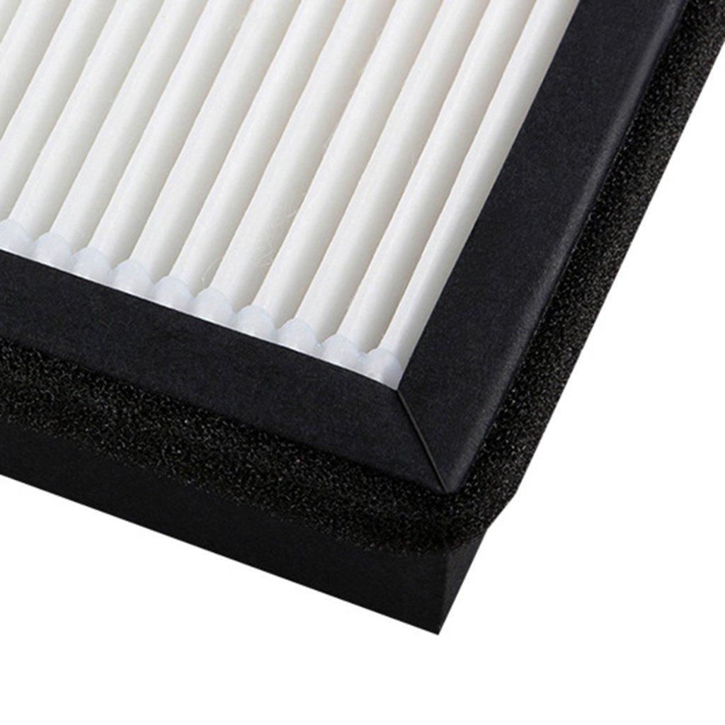 SM SunniMix HEPA Filtro Netto//Filtri Ricambi per Proteggere la Macchina//Carta da Filtra//Purificatore daria per Philips AC4072//4083//AC4086