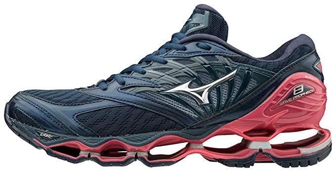 Mizuno Wave Prophecy 8 Zapatillas de Running, Mujer: Amazon.es ...