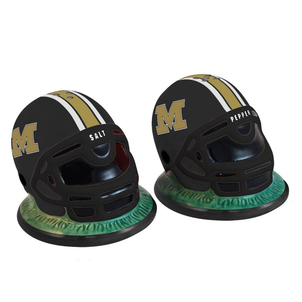 NCAA University of Missouri Helmet Salt and Pepper Shakers