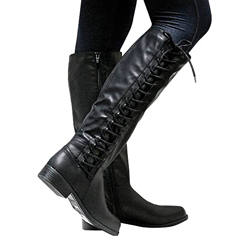 High Heel Work Boots: Amazon.com