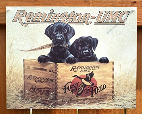 Tin Signs TSN0932-BRK Remington Finders Keepers