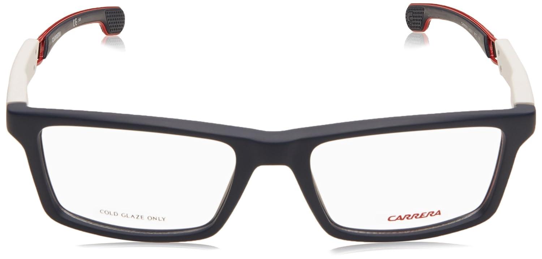 d657c50f70 Carrera 4406/V RCT 53 Montures de lunettes, Matt Blue, Homme: Amazon.fr:  Vêtements et accessoires