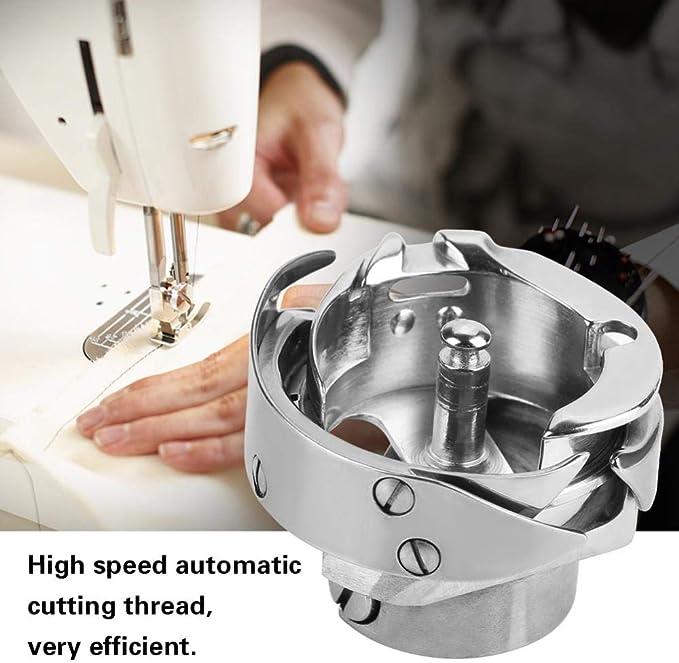 4 Large Kapazität Aluminum Spule für Industrienähmaschinen Passend für Brother