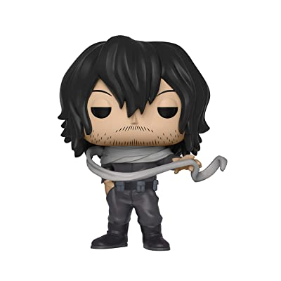 Funko POP! Animation: My Hero Academia - Shota Aizawa Collectible Figure, Multicolor: Toys & Games