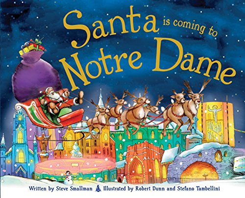 Download Santa Is Coming to Notre Dame PDF