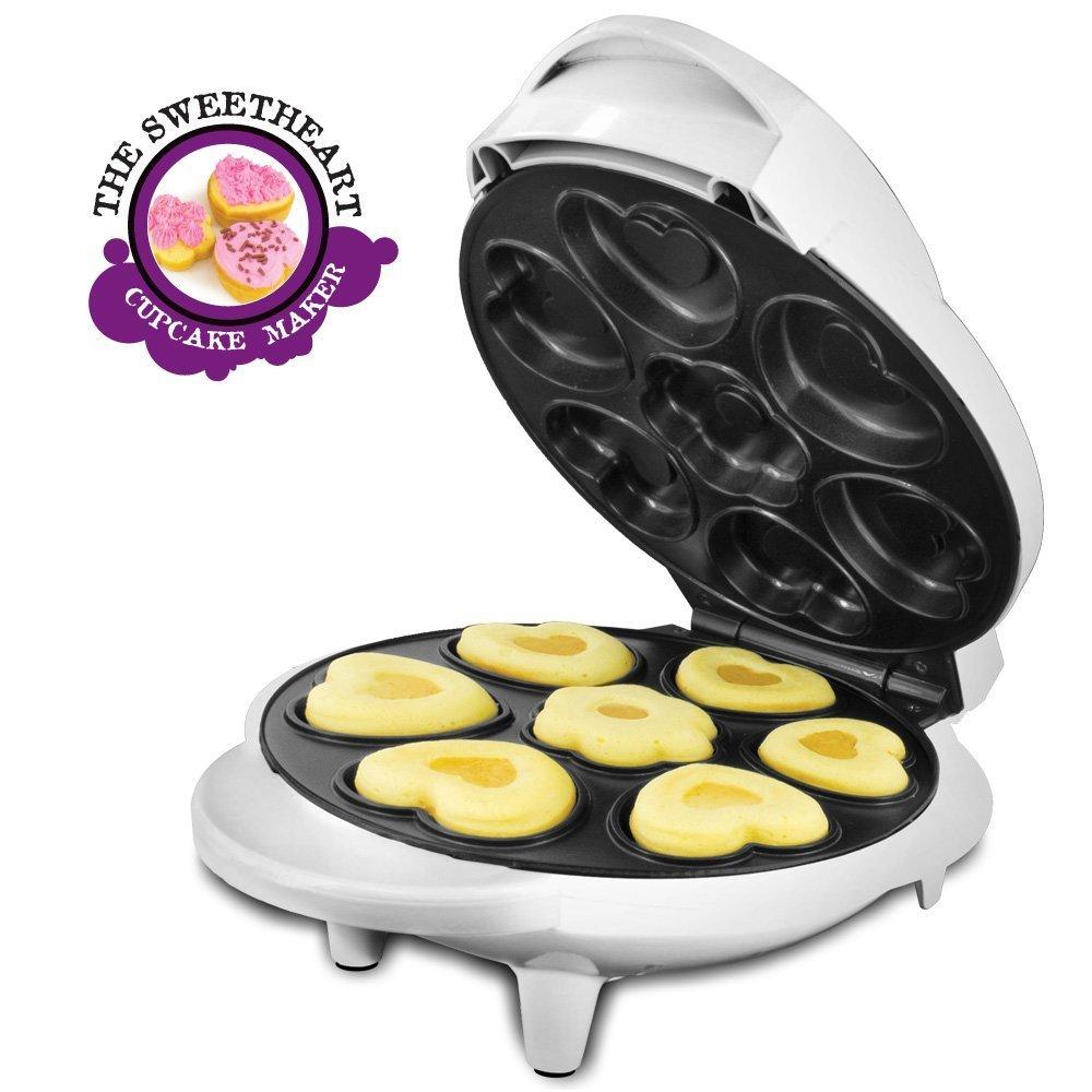 Smart Planet SCM-1 Sweetheart Cupcake Maker SP4 SCM1