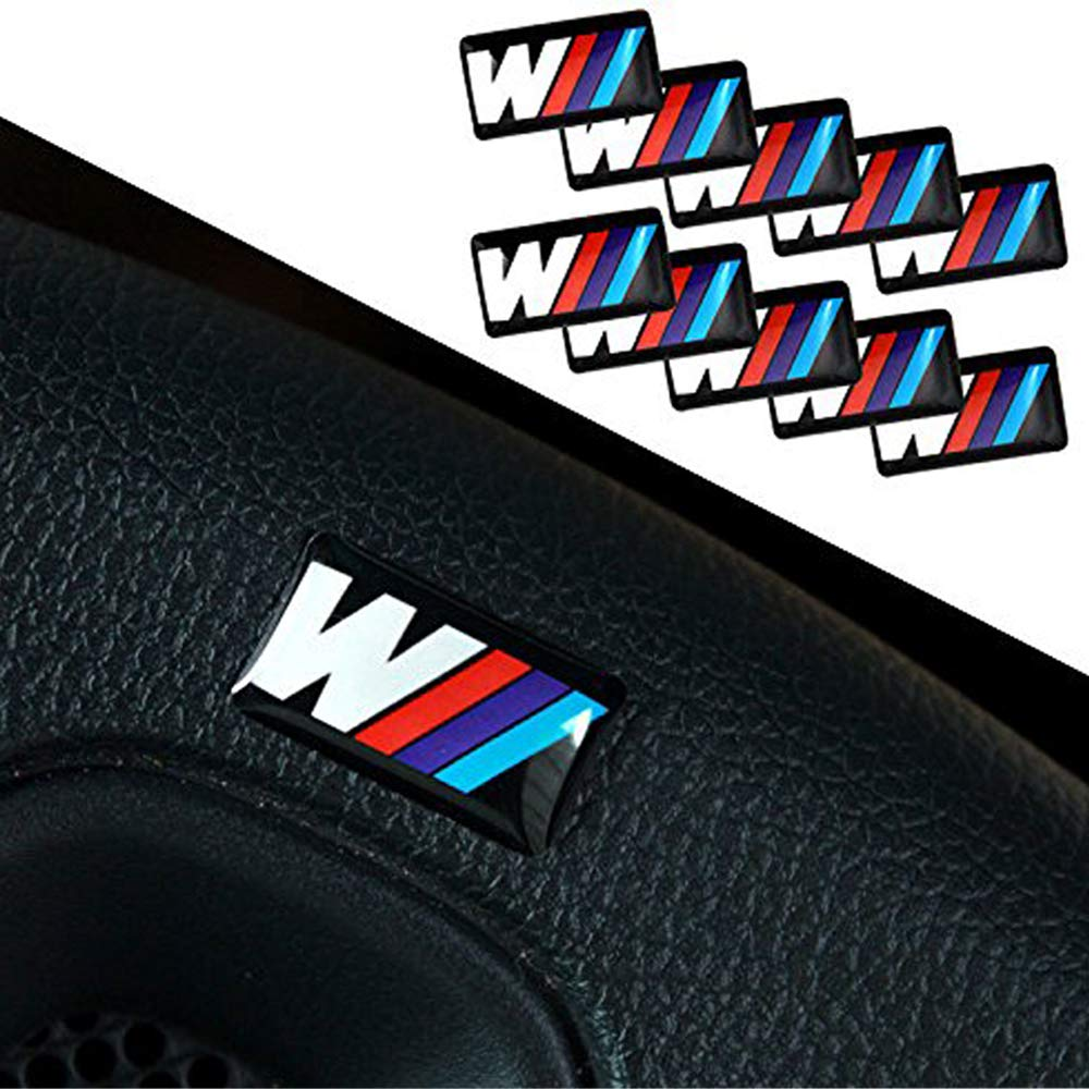SUPERSTICKI 5X MERC Benz Stern Logo Kopfst/ützen Aufkleber f/ür Kopfst/ütze Sitze Handschufach Lack Tuningsticker Decal Decals geplottet Hochleistungsfolie oder Scheibe Headrest 12cm