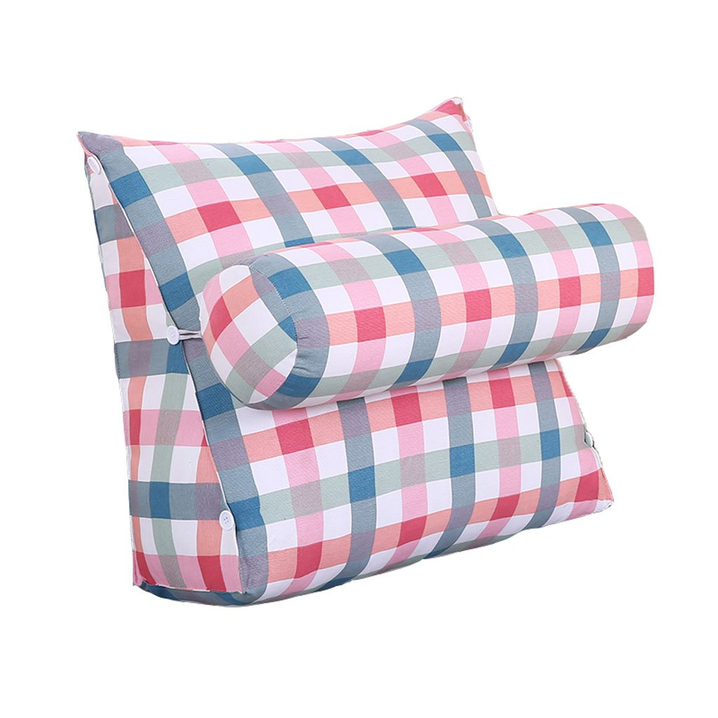 CGN クッション| 2018新しい三角形の新しい中国スタイルの大きな恋人の枕のベッドサイドソファの枕 柔らかく快適 (色 : 6#, サイズ さいず : 45*45*20cm) B07F674XYB 45*45*20cm|6# 6# 45*45*20cm