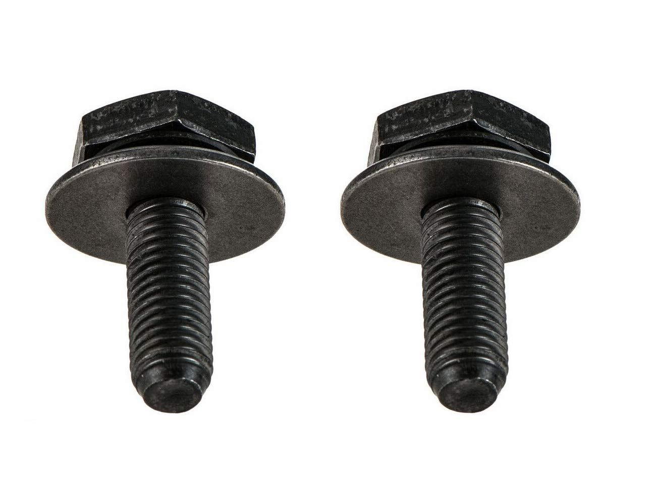 Genuine Pair Мazda 6 3 CX7 Turbocharged Camshaft Bolts L56-812-428 Quick Delivery