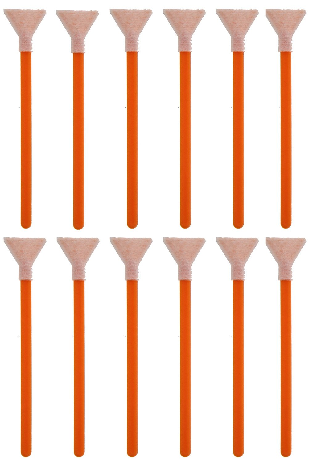 VisibleDust 2863168 Orange Cleaning Swabs 1.3X for Sensor by VisibleDust