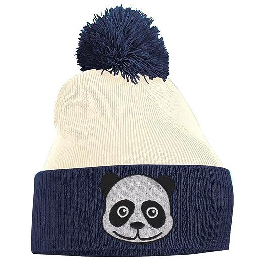 ea2ad4c1 Caps, Hats & Beanies Panda Bear Cute Animal Embroidered Beanie Hat Logo Mens