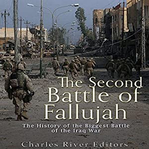 The Second Battle of Fallujah Audiobook