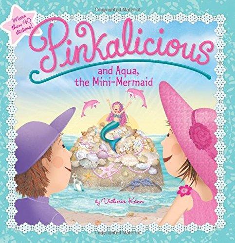 Pinkalicious Aqua Mini Mermaid Victoria Kann product image