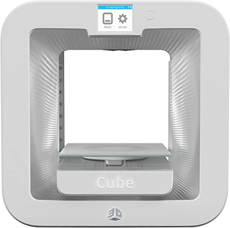 3D Systems Cube 3 - Impresora 3 Wht, 392200: Amazon.es: Informática