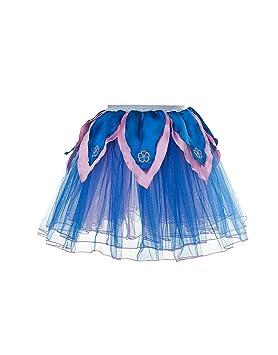 DREAMY DRESS-UPS 50451 Flores de Pavo Real tutú Disfraz (Tamaño ...
