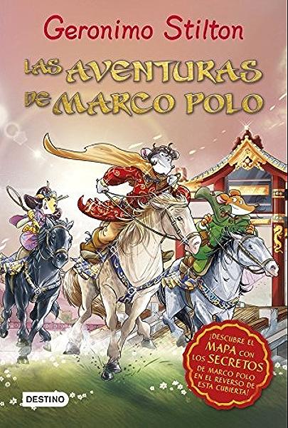 Las aventuras de Marco Polo eBook: Geronimo Stilton, Miguel García ...