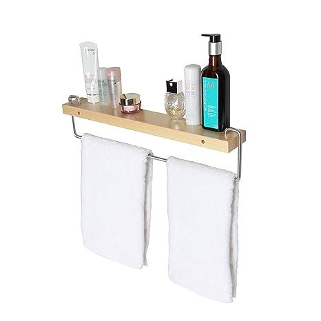 Appendiabiti da bagno moderno JackCube Design con organizer ...