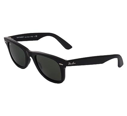 043246824182 Ray-Ban Unisex Original Wayfarer Sunglasses, Black/G- Classic Green ...