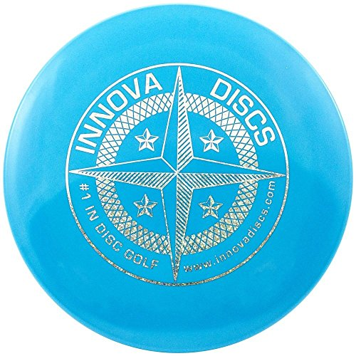 (INNOVA First Run Star Mirage Putt & Approach Golf Disc [Colors May Vary] - 170-172g)