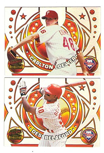 (1998 Revolution Rookies and Hardball Heroes - PHILADELPHIA PHILLIES)