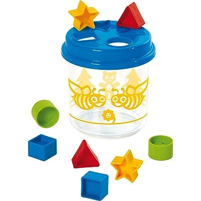 Gowi - Juguete para Encajar para bebés (453-23): Juguetes y juegos