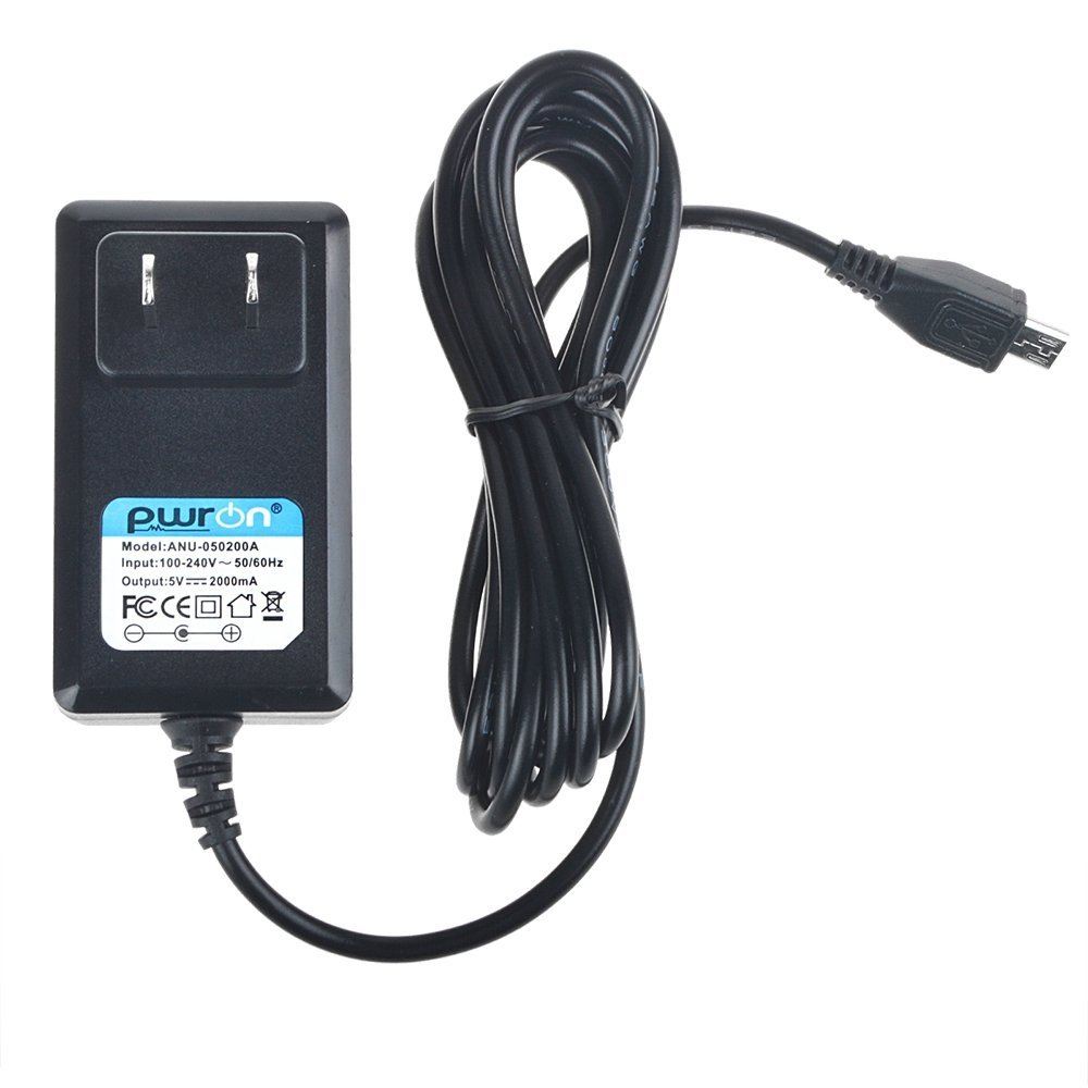 PwrON 6.6 FT Charger Adapter For Amazon Fire Tablets and Kindle eReaders All Series Power Supply