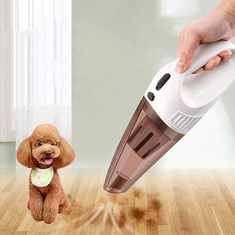 Spazzola elettrica aspirante per rimuovere i peli di cani e gatti
