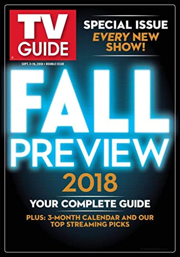 TV Guide: Amazon com: Magazines