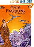 Ert� Fashions Coloring Book