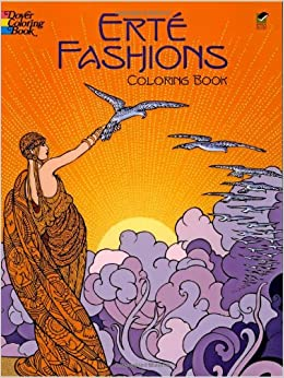 Erté Fashions Coloring Book (Dover Fashion Coloring Book) Downloads Torrent