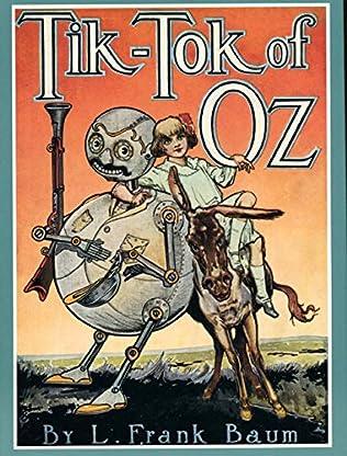 book cover of Tik-Tok of Oz