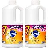 【まとめ買い】キュキュット 食器用洗剤 詰替用 1380ml×2個