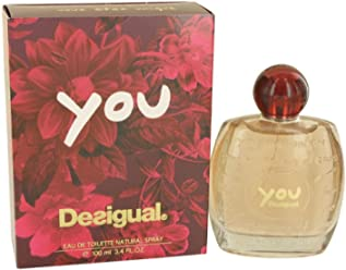 Desigual You By Desigual For Women Eau De Toilette Spray 3.4 oz