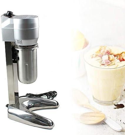 Batidora para batidos de leche de 650 ml, 300 W mezclador de cóctel batidora de proteínas, batidora de leche, batidora para smoothies
